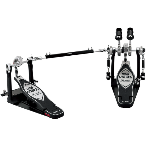 Tama Iron Cobra Power Glide Twin (Double Pedal) HP900PWN - $429.99 with hard case!