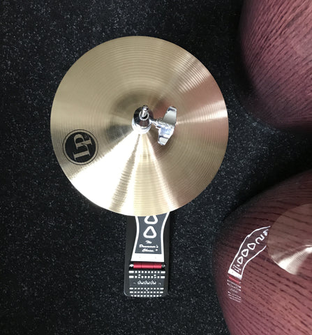 DW Low Boy Hi-Hat with Cymbals