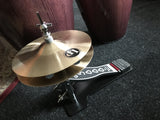 DW Low Boy Hi-Hat with Cymbals STAND and Cymbals for MUSICIANS!