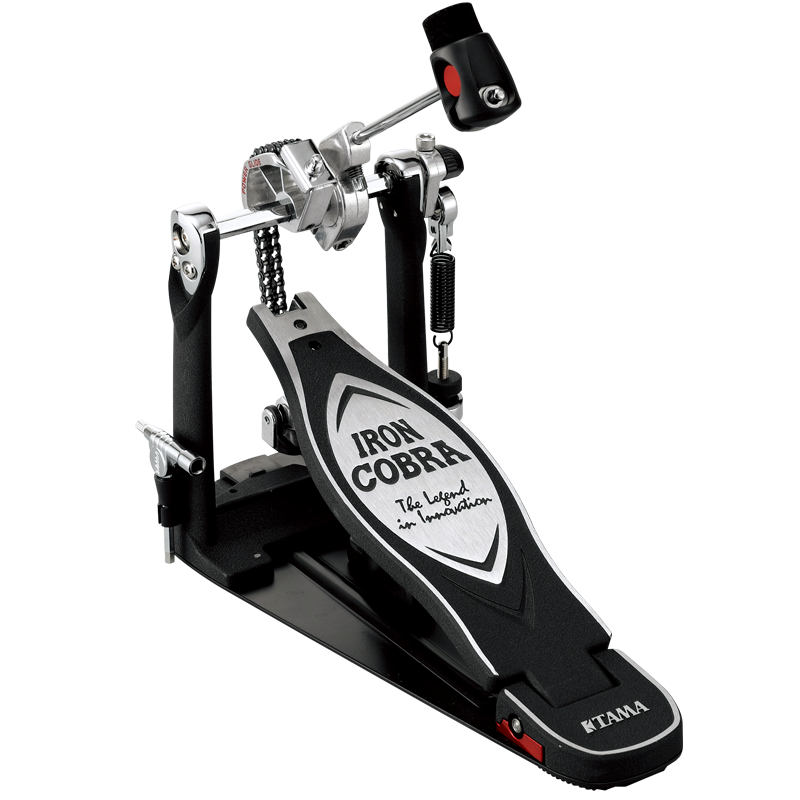Tama Iron Cobra Power Glide Single Pedal HP900PN - $199.99 with hard case!