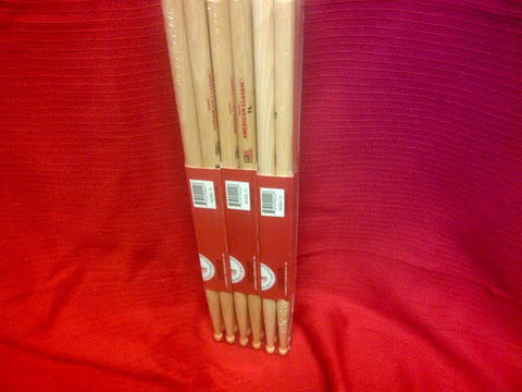12 pairs Vic Firth Non Signature Models 5a,5b,2b,7a,sd2,aj6 etc