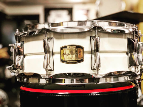 Yamaha Ndugu Chancler Signature Snare Drum - Steel - 14x5.5