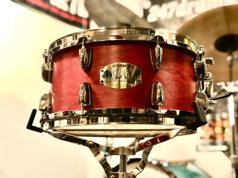 Yamaha Steve Jordan Signature Snare Drum 13x6 ( Exclusive Japanese Finish) - (Used MIJ)