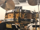 Yamaha Signature Peter Erskine Maple Snare Drum 14x4 - Natural Lacquer (Used- MIJ)