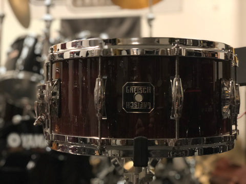 Gretsch Full Range Rosewood Snare Drum 14x6.5