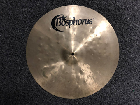 Bosphorus Crash Cymbal 17 - 1160 grams - Made in Turkey