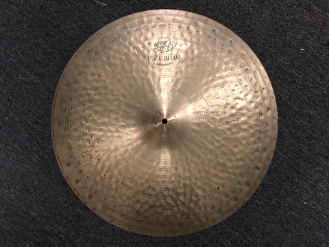 Zildjian K Constantinople Medium Ride Cymbal 22 - 2756 grams