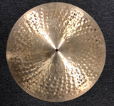 Zildjian K Constantinople Medium Ride Cymbal - 22 - 2740 grams (used)