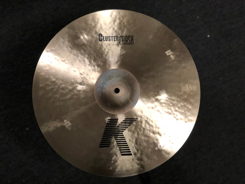 Zildjian K Cluster Crash Cymbal - 16 - 951 grams