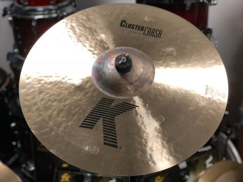 Zildjian K Cluster Crash Cymbal - 20 - 1719 grams