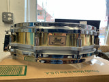 Pearl  Free-Floating Brass Snare Drum - 14x3.5