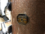 "Gretsch 60's/70's Transition ""Be Bop"" Model - 13,16,20 - Champagne Sparkle"