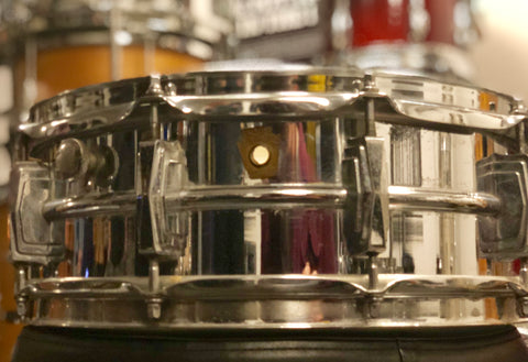 Ludwig Supraphonic Snare Drum - 14x5 - LM400 - ( Vintage 60s)