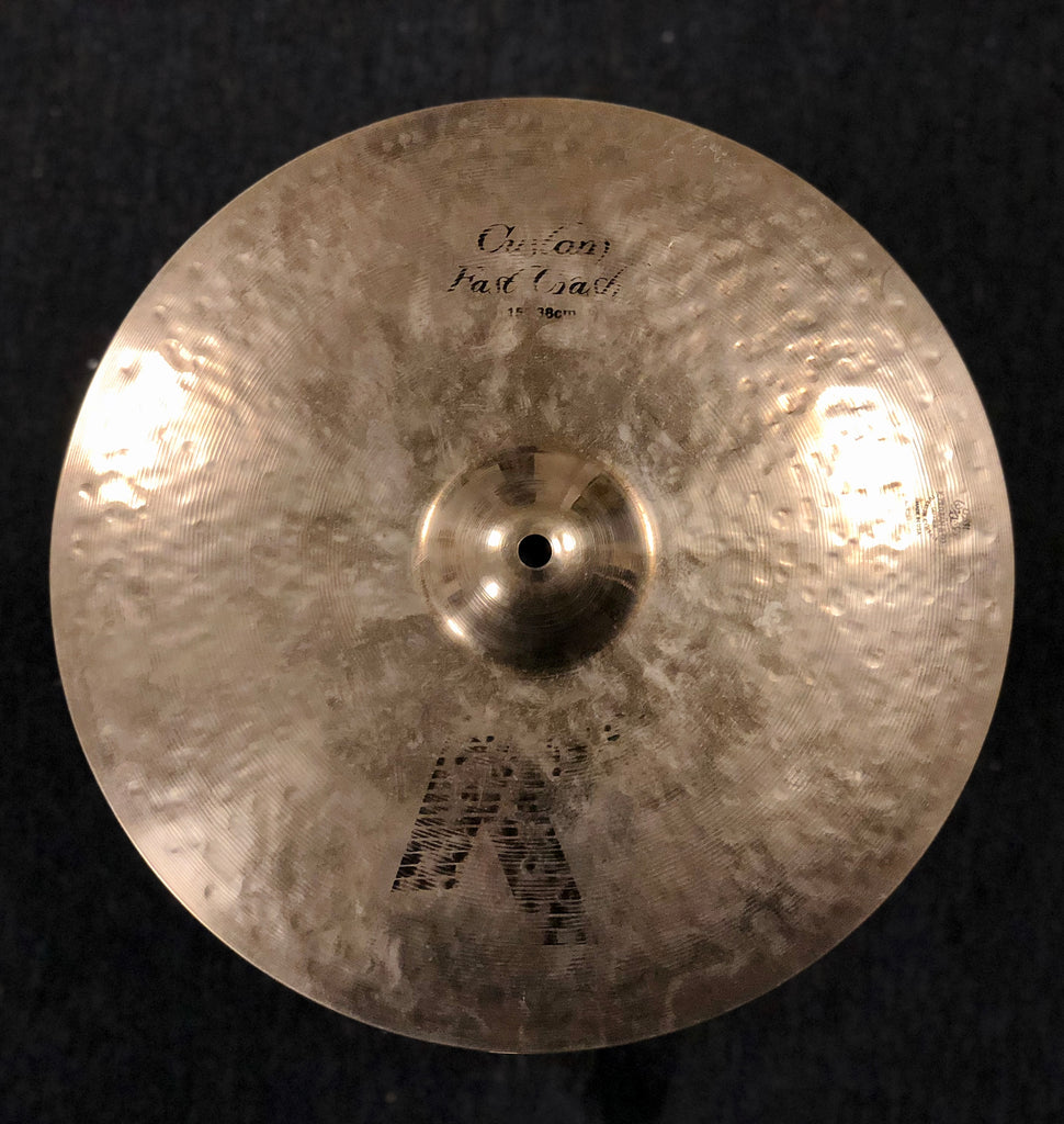 Zildjian K Custom Fast Crash 15 - 939 grams