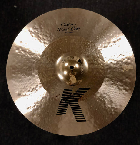 Zildjian K Custom Hybrid Crash Cymbal 17 - 1314 grams