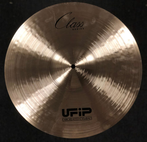 UFIP Class Series Medium Crash Cymbal 17 - 1250 - NAMM Show Demo 2019