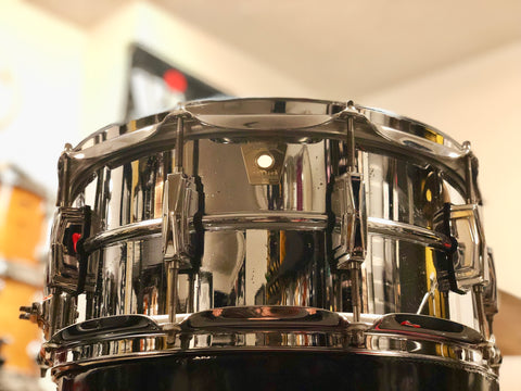 Ludwig LM402 Supraphonic Snare Drum - 14x6.5