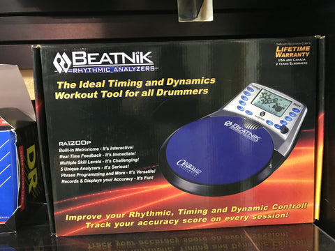 Beatnik RA800P Rhythmic Analyzer