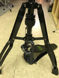 Mapex Armory Double Braced Swiveling 3-Leg Hi-Hat Stand w/ Quick Release - Black Plated