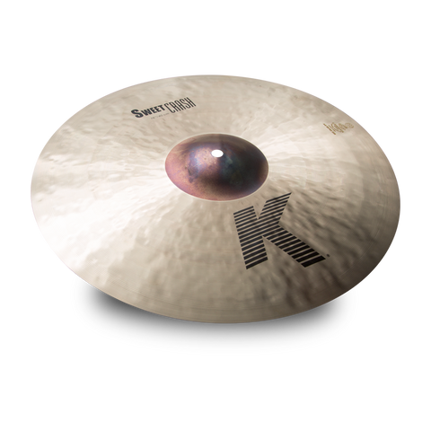 "16"" K ZILDJIAN SWEET CRASH CYMBAL for drums - K0702"