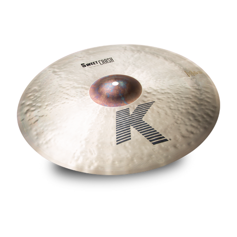"17"" K ZILDJIAN SWEET CRASH CYMBAL for drums - K0703"