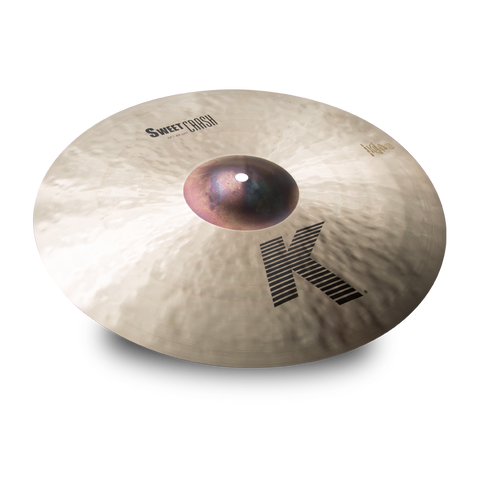"19"" K ZILDJIAN SWEET CRASH CYMBAL for drums - K0705"
