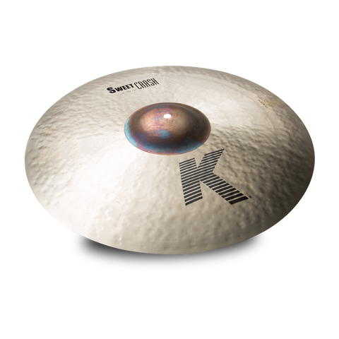 "20"" K ZILDJIAN SWEET CRASH CYMBAL - K0712"