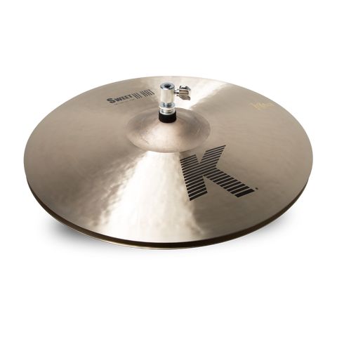"16"" K ZILDJIAN SWEET HIHAT CYMBAL PAIR for drums - K0726"