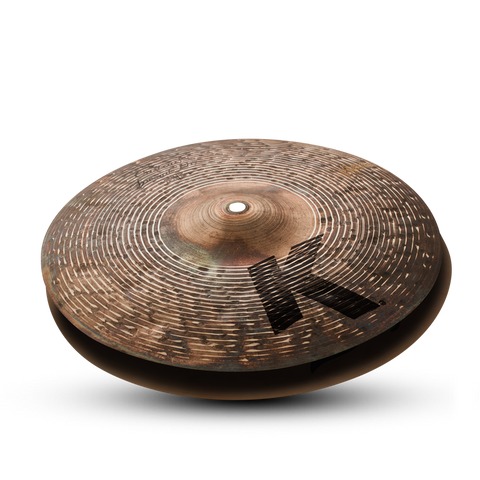 "13"" ZILDJIAN K CUSTOM SPECIAL DRY HIHAT PAIR (FREE Skype Lesson with purchase)"