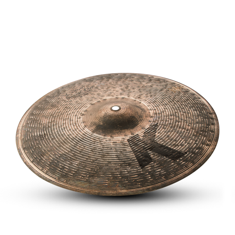 "13"" ZILDJIAN K CUSTOM SPECIAL DRY HI HAT BOTTOM (FREE Skype Lesson with purchase)"
