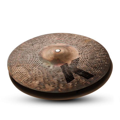 "14"" ZILDJIAN K CUSTOM SPECIAL DRY HI HAT PAIR + More Sizes (FREE Skype Lesson with purchase)"