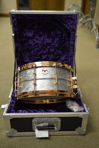 SOLD! Ludwig Alex Van Halen 6.5x14 Signature Supraphonic Snare Drum ONLY 200 Made
