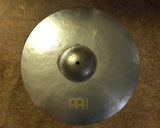 Meinl Byzance Vintage Series Benny Greb Sand Cymbal Set with Free 16 inch Trash Crash - HUGE savings of $1,466.03