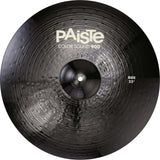 "Paiste Color Sound Ride 900 - 20""  or 22"" black, red, blue or purple."