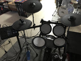 Yamaha Dtx720k+ Dw Pedal+Vic Firth Headphone+ Seat+ 8 Drum Set Lessons Package (Skype or at 247drums)