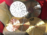 "Meinl Cymbals - Mike Johnston Byzance Cymbal Box Set Free 18"" Byzance - Extra Dry Thin Crash - HUGE SAVINGS of {$1,632.03}"
