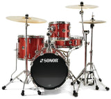 Sonor Safari Special Edition Shell Pack - Red Galaxy Sparkle - ($280.00 savings!!!)