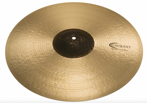 "Sabian 18"" Crescent Element Crash Cymbal 1308 Grams/ Free Pouch/Free Skype Lesson With..."