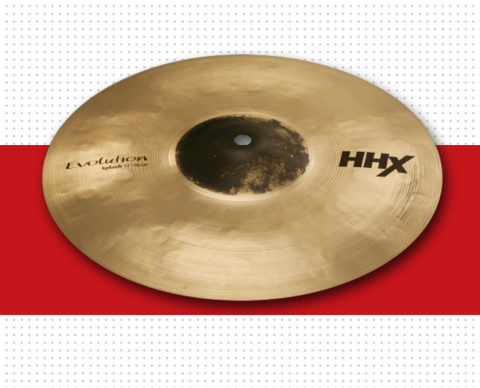 "12"" HHX EVOLUTION SPLASH"