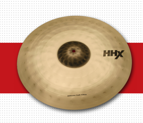 "19"" HHX X-TREME CRASH"