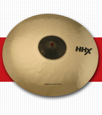 "19"" HHX X-PLOSION CRASH"