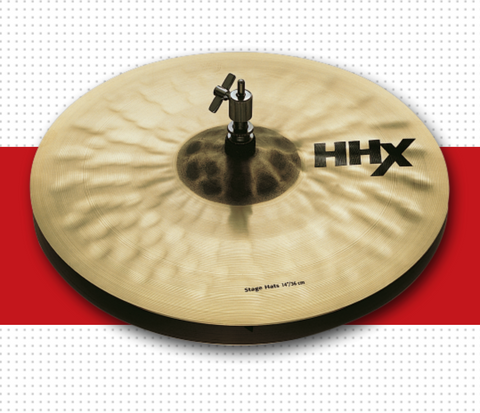 "14"" HHX STAGE HATS"