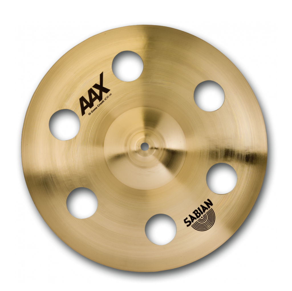 "SABIAN 16"" AAX O-Zone Crash"