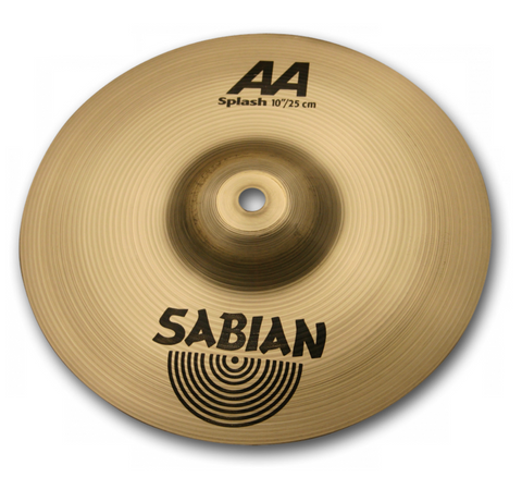 "10"" AA SPLASH CYMBAL Catalog Id 21005"