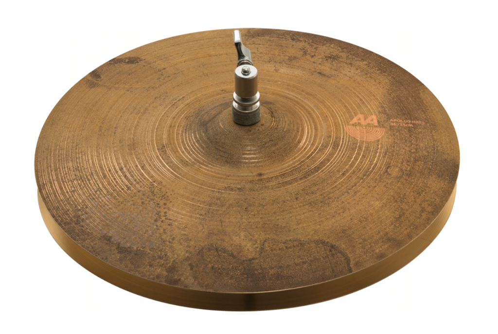 "SABIAN 14"" AA APOLLO HATS CYMBAL Catalog Id 21480AH"