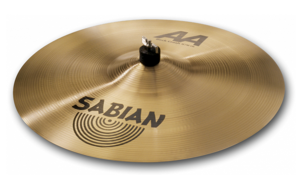 "SABIAN 18"" AA Rock Crash CYMBAL Catalog Id 21809"