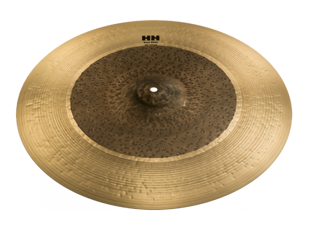 "SABIAN 20"" HH Duo Ride CYMBAL Catalog Id 12065"