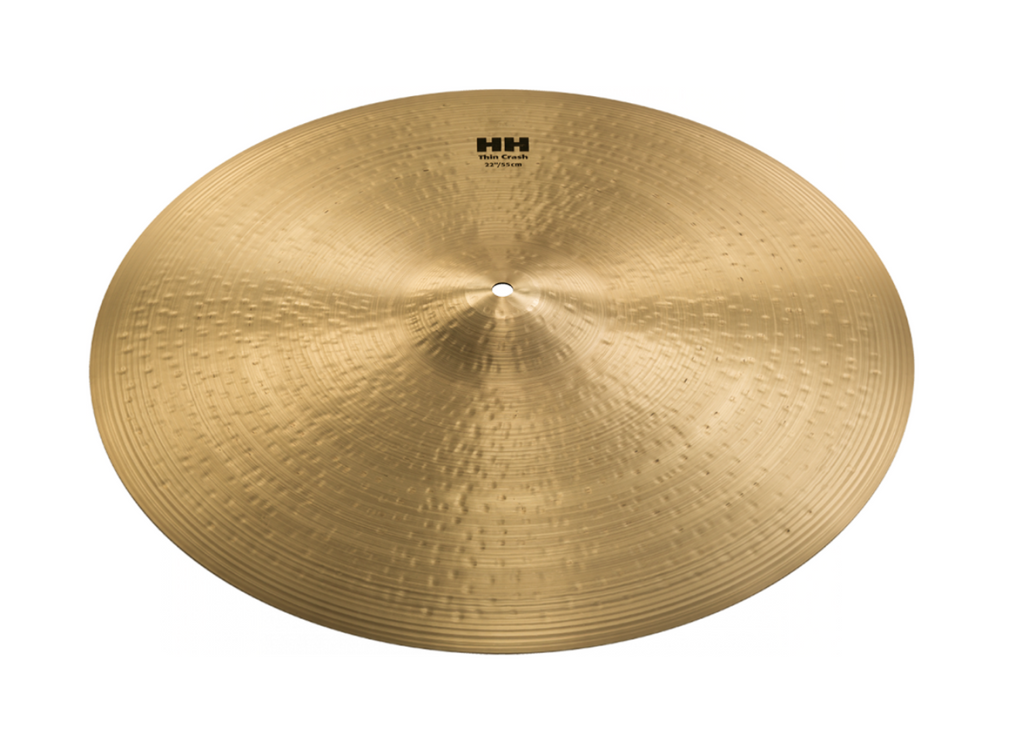 "SABIAN 22"" HH Thin Crash CYMBAL Catalog Id 12206"