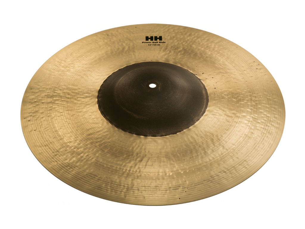 "SABIAN 22"" HH Power Bell Ride CYMBAL Catalog Id 12258"