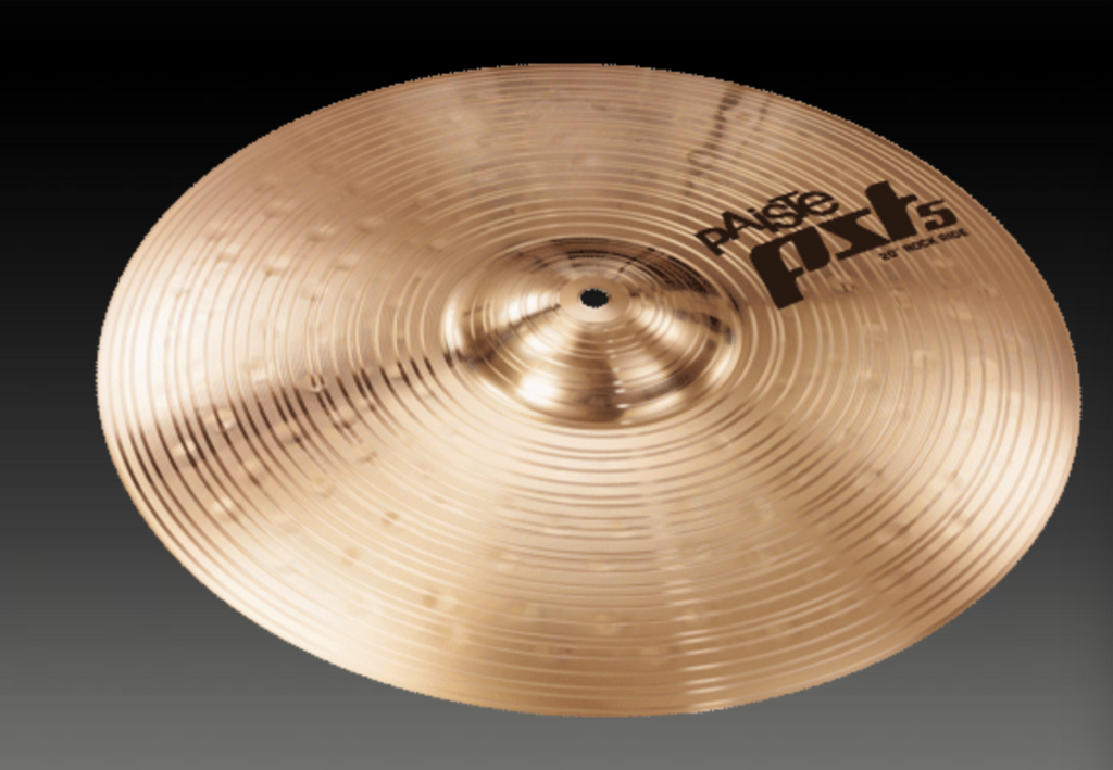 PAISTE 20 PST 5 N ROCK RIDE CYMBAL CY0000682720